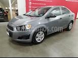 Foto venta Auto Seminuevo Chevrolet Sonic Paq A (2012) color Gris precio $105,000
