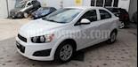 Foto venta Auto usado Chevrolet Sonic Paq B (2012) color Blanco precio $95,000