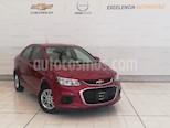 Foto venta Auto usado Chevrolet Sonic Paq D (2017) color Rojo precio $179,000