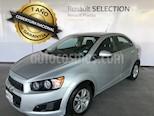 Foto venta Auto usado Chevrolet Sonic Paq D (2012) color Plata precio $123,000