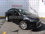 Foto venta Auto usado Chevrolet Sonic Paq D (2017) color Negro Carbon precio $179,000