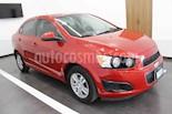 Foto venta Auto usado Chevrolet Sonic Paq E (2012) color Rojo precio $120,000