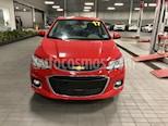 Foto venta Auto usado Chevrolet Sonic Premier Aut (2017) color Rojo precio $212,000
