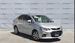 Foto venta Auto usado Chevrolet Sonic Premier Aut (2017) color Gris precio $238,000