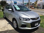 Foto venta Auto usado Chevrolet Sonic SONIC SE LT (2017) color Plata precio $189,000