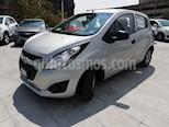 Foto venta Auto usado Chevrolet Spark Classic LT (2017) color Plata precio $125,000