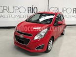 Foto venta Auto usado Chevrolet Spark Classic LTZ (2013) color Rojo precio $99,000