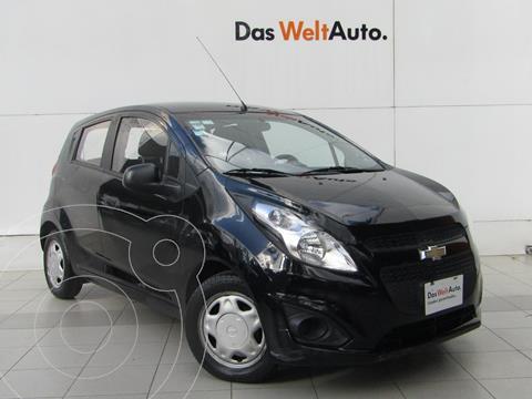 Chevrolet Spark Classic LT usado (2017) color Negro precio $125,000