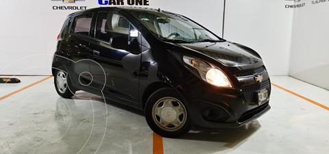 Chevrolet Spark Classic LT usado (2017) color Negro precio $129,999