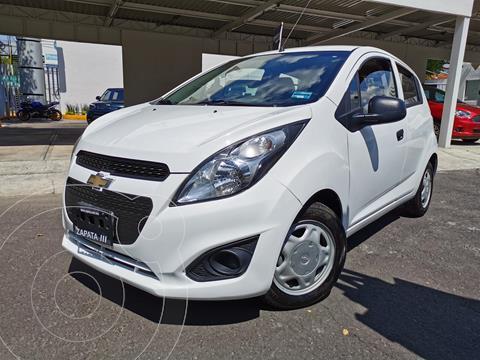 Chevrolet Spark Classic LS Cargo Aa usado (2017) color Blanco financiado en mensualidades(enganche $25,000 mensualidades desde $2,854)