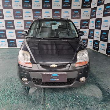 Chevrolet Spark GT 1.2  usado (2015) color Negro precio $4.690.000