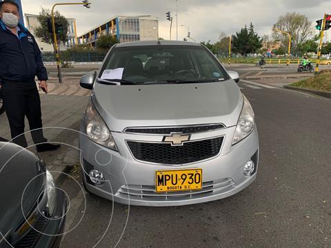 Chevrolet Spark GT 1.2 LTZ usado (2013) color Plata financiado en cuotas(anticipo $4.000.000 cuotas desde $550.000)