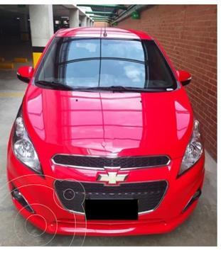Chevrolet Spark GT 1.2 LTZ usado (2018) color Rojo precio $32.000.000