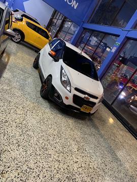 Chevrolet Spark GT 1.2 LTZ usado (2016) color Blanco financiado en cuotas(anticipo $4.000.000 cuotas desde $617.000)