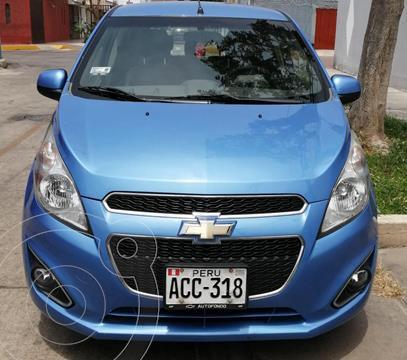 Chevrolet Spark GT 1.2L usado (2014) color Azul Deportivo precio u$s6,500