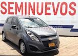 Foto venta Auto usado Chevrolet Spark 5p LT L4/1.4 Man (2016) color Gris precio $115,000