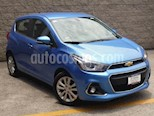 Foto venta Auto usado Chevrolet Spark 5p LTZ L4/1.4 Man (2017) color Azul precio $168,000