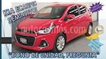 Foto venta Auto usado Chevrolet Spark 5p LTZ L4/1.4 Man (2018) color Rojo precio $184,000