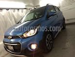 Foto venta Auto usado Chevrolet Spark Active (2017) color Azul Denim precio $185,000