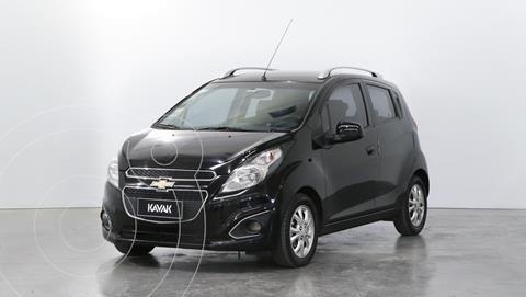 Chevrolet Spark LT usado (2017) color Negro precio $1.180.000