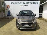 Foto venta Auto usado Chevrolet Spark CLASSIC LTZ (2017) color Arena precio $165,000