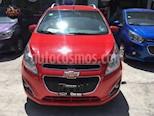 Foto venta Auto usado Chevrolet Spark CLASSIC LTZ (2017) color Rojo precio $160,000