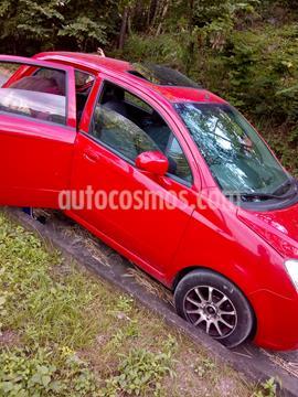 Chevrolet Spark 1.0L Go! Plus usado (2007) color Rojo precio $12.000.000