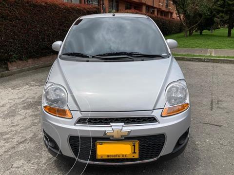 Chevrolet Spark 1.0L Life usado (2019) color Plata precio $24.500.000