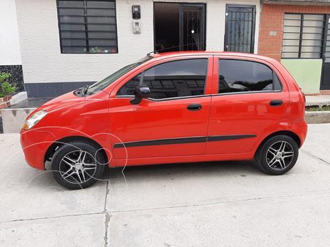 Chevrolet Spark Spark Lt usado (2008) color Rojo precio $12.000.000