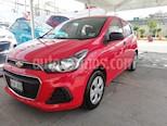 Foto venta Auto usado Chevrolet Spark LT (2016) color Rojo Flama precio $123,000