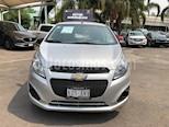 Foto venta Auto usado Chevrolet Spark LT (2017) color Plata Metalico precio $135,000