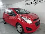 Foto venta Auto Seminuevo Chevrolet Spark LT (2017) color Rojo Flama precio $123,000
