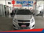 Foto venta Auto usado Chevrolet Spark LT (2017) color Plata precio $140,000