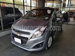 Foto venta Auto usado Chevrolet Spark LT (2017) color Gris Titanio precio $126,000
