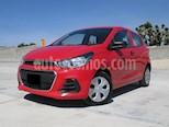 Foto venta Auto usado Chevrolet Spark LT (2017) color Rojo Flama precio $158,000