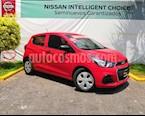 Foto venta Auto usado Chevrolet Spark LT (2017) color Rojo precio $145,000