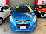 Foto venta Auto usado Chevrolet Spark LTZ (2014) color Azul Espacio precio $109,000