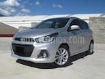 Foto venta Auto usado Chevrolet Spark LTZ (2017) color Plata Metalico precio $170,000