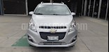 Foto venta Auto usado Chevrolet Spark LTZ (2016) color Plata Metalico precio $129,900