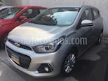 Foto venta Auto usado Chevrolet Spark LTZ (2017) color Plata precio $188,000