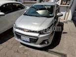 Foto venta Auto usado Chevrolet Spark LTZ (2017) color Plata precio $180,000