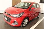 Foto venta Auto usado Chevrolet Spark LTZ (2017) color Rojo precio $189,000