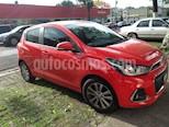 Foto venta Auto usado Chevrolet Spark LTZ (2016) color Rojo precio $155,000