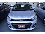 Foto venta Auto usado Chevrolet Spark LTZ color Plata precio $152,000