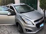 Foto venta Auto usado Chevrolet Spark LTZ (2014) color Plata precio $97,000