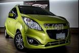 Foto venta Auto usado Chevrolet Spark LTZ (2017) color Verde Lima precio $120,000