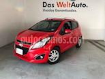 Foto venta Auto usado Chevrolet Spark LTZ (2015) color Rojo precio $115,000
