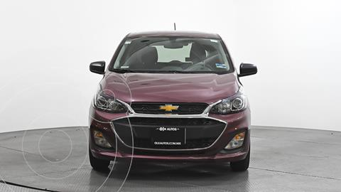 Chevrolet Spark LT usado (2020) color Violeta precio $189,056