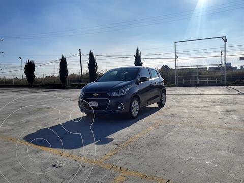 Chevrolet Spark Premier usado (2016) color Gris Oscuro precio $156,900