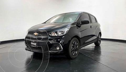 Chevrolet Spark LT CVT usado (2018) color Negro precio $152,999